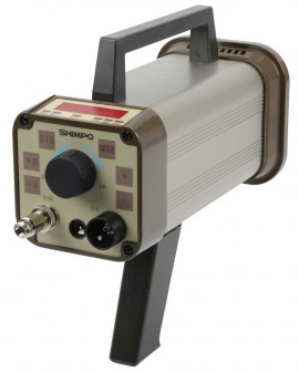 SHIMPO DT-315A Portable Stroboscope with Rechargeable Battery-