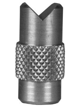 SHIMPO FG-M10CL Steel Chisel Adapter for the FGE-HX and FGV-HX Series, M10 Thread-