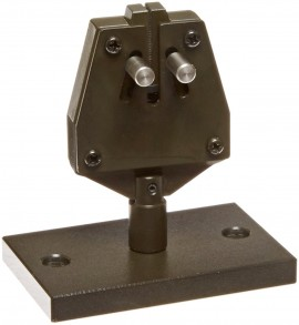 SHIMPO FG-WDG50B Small Capacity Wedge Grip, for Use with Test Stand Base-