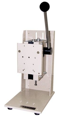 SHIMPO FGS-50S Manual Hand-Lever Force Test Stand, 50 lbs-