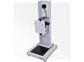 SHIMPO FGS-100L Manual Hand-Lever Force Test Stand, 200 lbs-