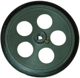 SHIMPO FPM-12 Measuring Wheel, 12&quot Circumference-