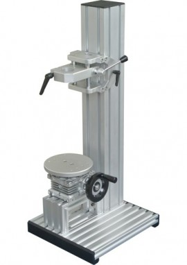 SHIMPO TTST-V Manually Operated Vertical Torque Test Stand-